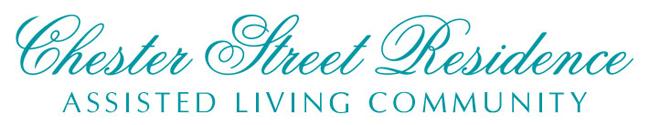 Chester Street Residence Logo