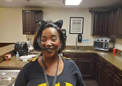 Chester Street Residence Halloween Party 2019
